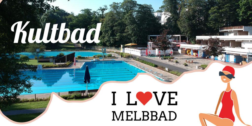 I love Melbbad – Das Kultbad in Bonn